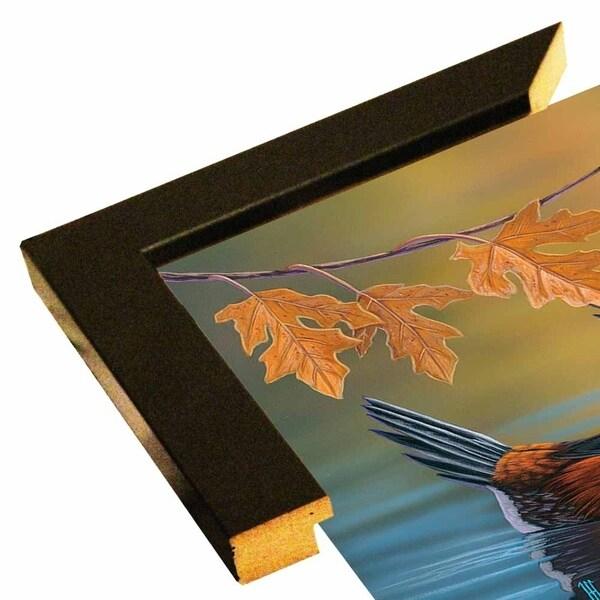 """Stiff Tails Ruddy Ducks-JEFHOF137974 Print 7.25""""x10"""" by Jeffrey Hoff"""