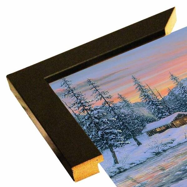 """Whitetail & Cabin-JEFTIF11776 Print 30.25""""x41.5"""" by Jeff Tift"""