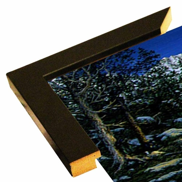 "Evening Solitude-JEFTIF13190 Print 7.75""x30.75"" by Jeff Tift"