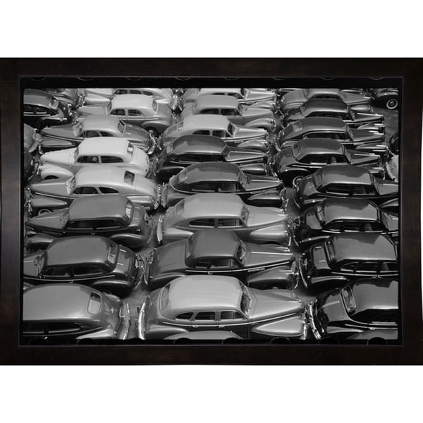 """Chicago Parking Lot-PRIPUB131132 Print 10""""x14.25"""" by Print Collection"""