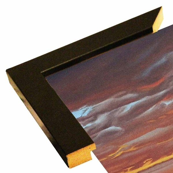 """Evening Pine-RonPar124691 Print 15""""x7.75"""" by Ron Parker"""