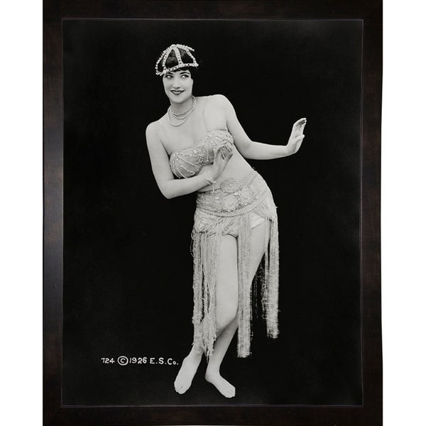 "Oooo La-La-La Hula-PRIPUB131164 Print 12.25""x9.5"" by Print Collection"