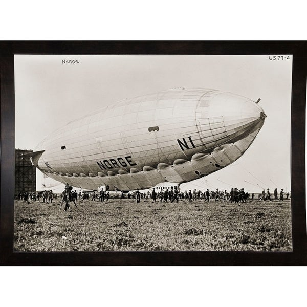 """Norge Leaving Hanger-PRIPUB131163 Print 12.25""""x17.25"""" by Print Collection"""
