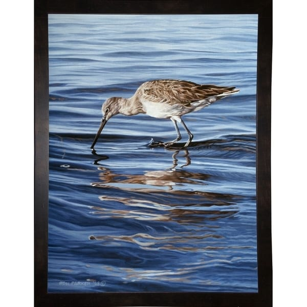 "Willet-RONPAR10327 Print 26.5""x20"" by Ron Parker"