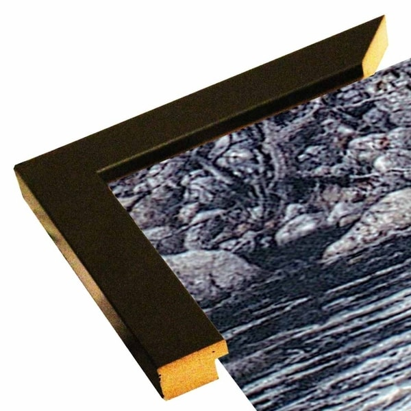 "Swift Water-JEFTIF5736 Print 11.75""x35"" by Jeff Tift"
