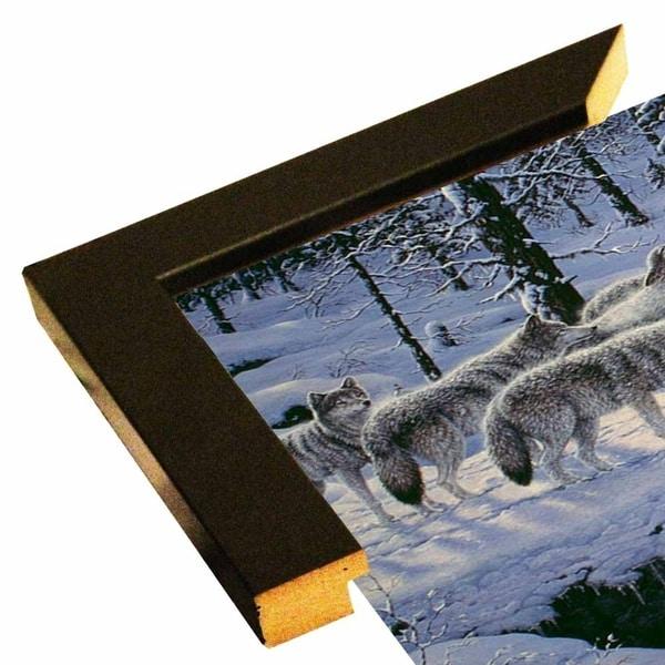 "Winter's Cry-JEFTIF7761 Print 19.5""x35"" by Jeff Tift"
