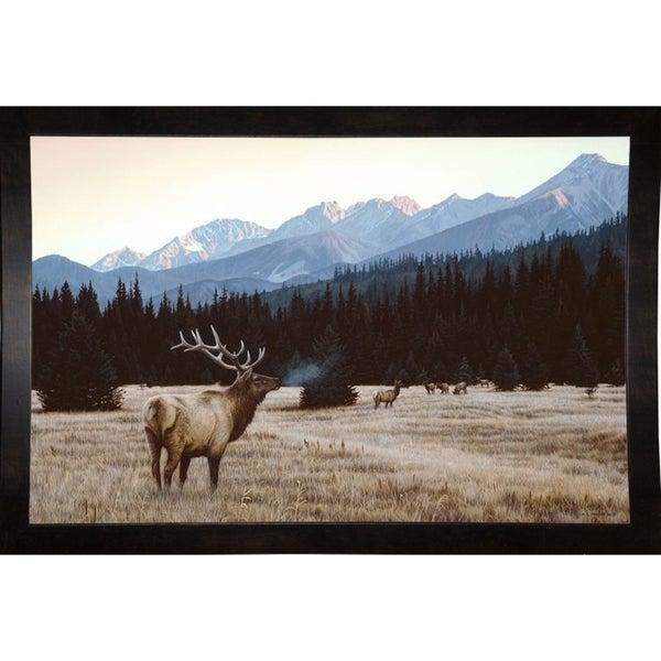 """Autumn Meadow-RONPAR10350 Print 24""""x36.75"""" by Ron Parker"""