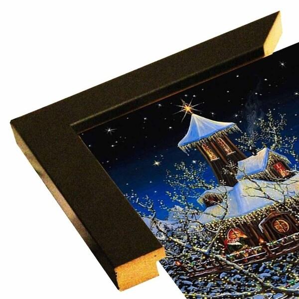 "Woodland Holiday-JEFTIF78231 Print 25.5""x16"" by Jeff Tift"