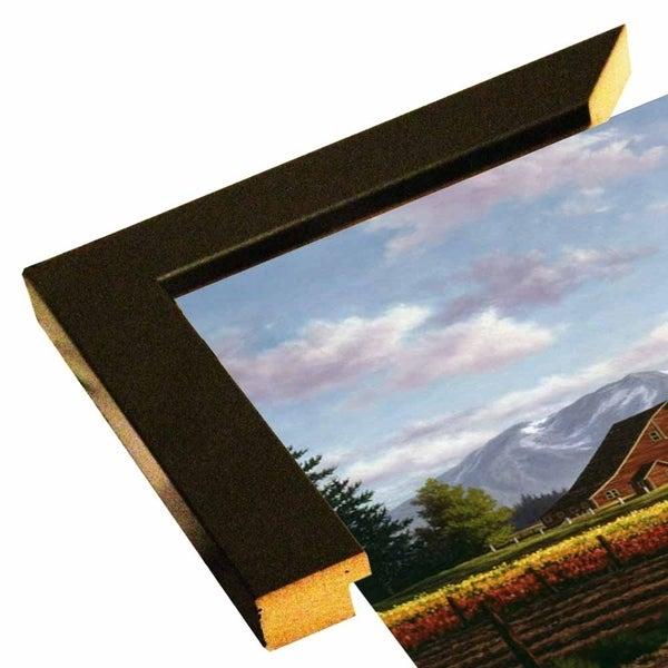 """Palette Of Spring-RANVAN5564 Print 23""""x39"""" by Randy Van Beek"""