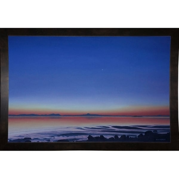 """Morning Star-RonPar124700 Print 10""""x15.25"""" by Ron Parker"""