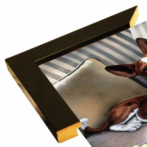 "Gizmo-JENNEW54455 Print 31.5""x31"" by Jenny Newland"
