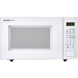 Shop Frigidaire 0 7 Cu Ft White Countertop Microwave