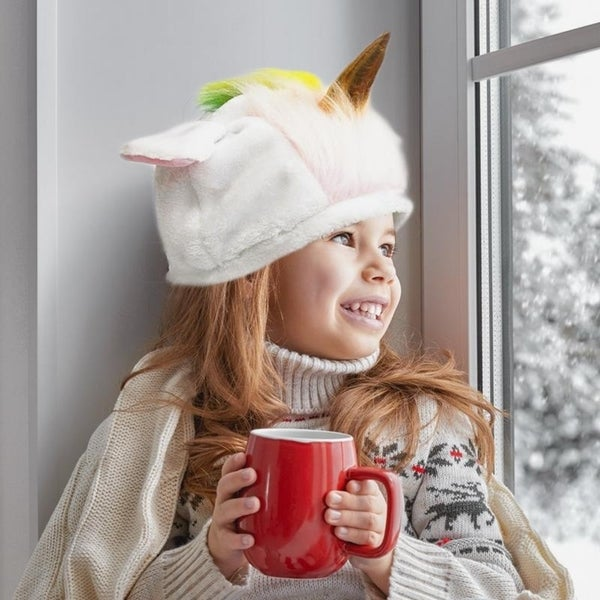 Unicorn Hat for Kids. Opens flyout.