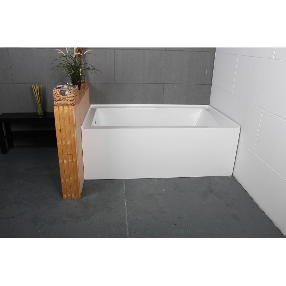 60 X 36 Inches Acrylic Deep Soak