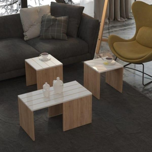 Cameron Modern Coffee Table