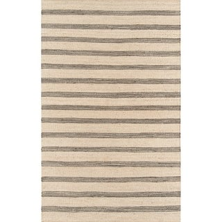 Novogratz by Momeni Montauk Lighthouse Hand Woven Jute  Area Rug