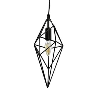 Link to 1 LT Incandescent Pendant, BK Similar Items in Pendant Lights