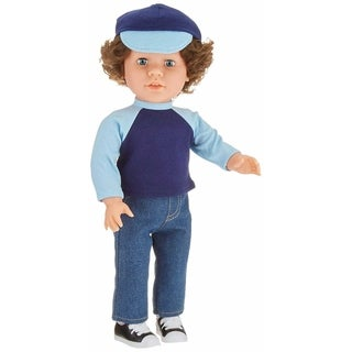 """My Sibling Tommy 18"""" Doll with Light Skin Color"""