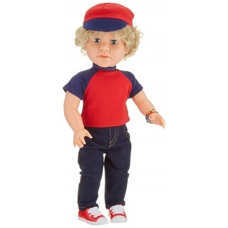 """My Sibling Matty 18"""" Doll with Light Skin Color"""