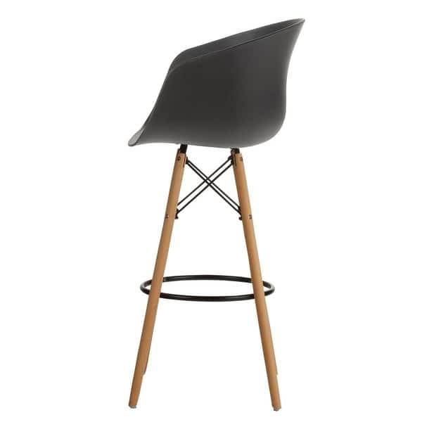 Astounding Shop Danish Mid Century Modern Bar Stool On Sale Free Unemploymentrelief Wooden Chair Designs For Living Room Unemploymentrelieforg