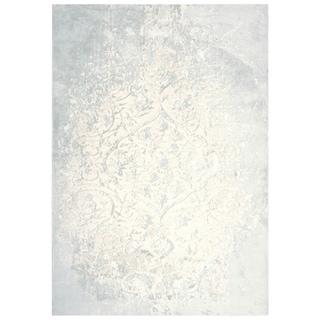 "Glamour Vine/Scroll Cream/Beige Area Rug - (3'11"" x 5'6"") - 3'11"" x 5'6"""