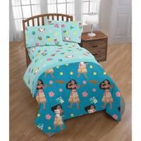 Disney Moana Flower Power Twin Comforter