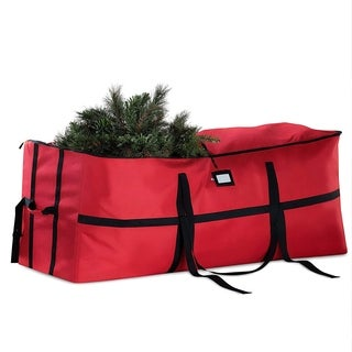 Artificial Tree Storage Bag - For Up To 9 ft - 24in x 24in x 59in