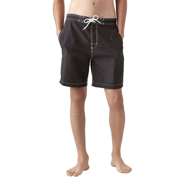 59ee520361 Shop Trunks Men's Swami Swim Trunk - Solid - Free Shipping Today ...