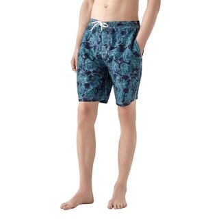 Trunks Men's Swami Swim Trunk - Yucca Leaves