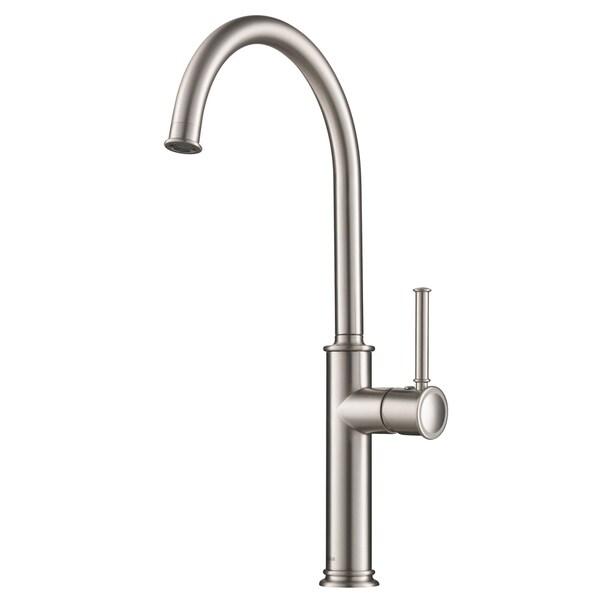 Kraus KPF-1681 Sellette 1-Hole 1-Handle Kitchen Bar Faucet