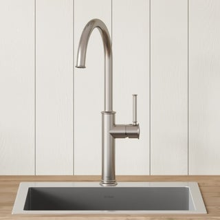 Kraus KPF-1681 Sellette 1-Hole 1-Handle Kitchen Bar Faucet