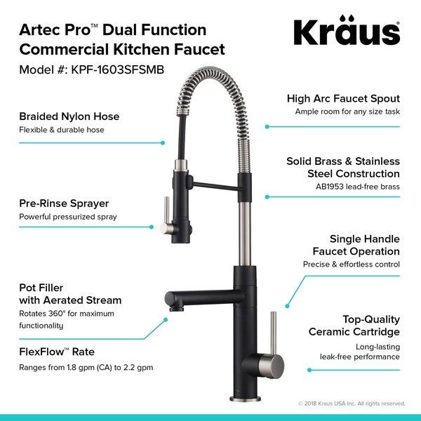 Kraus Kpf 1603ch Atrec 2 Function