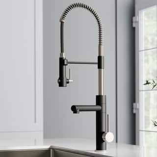 Buy Black Kitchen Faucets Online at Overstock | Our Best ...