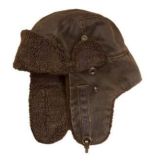 Dorfman Pacific Women's Trapper Hat Size Medium