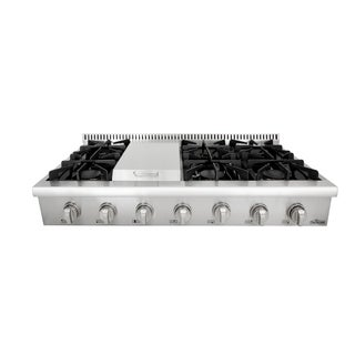 Thor Kitchen HRT4806U 48 Professional Gas Rangetop in Stainless Steel
