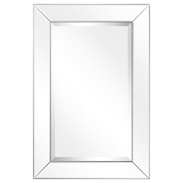 Moderno Beveled Mirror - Clear