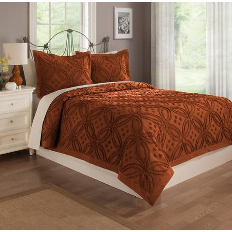 Chatham Chenille Cozy Bedspread