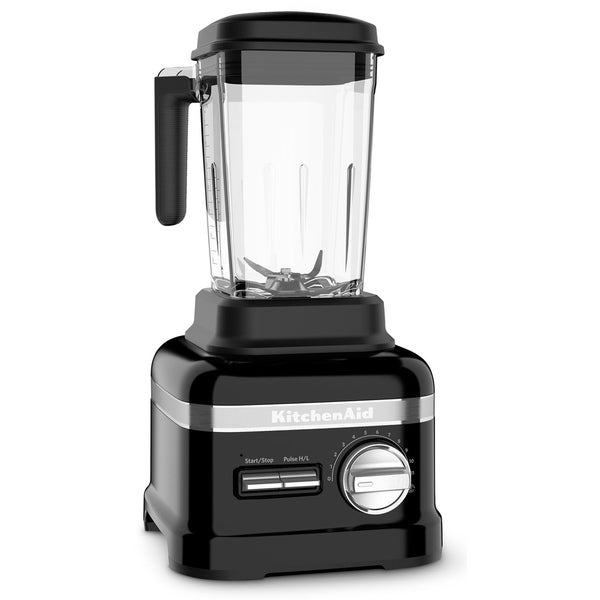 KitchenAid Pro Line 3.5 HP Blender with Self-Cleaning Cycle in Onyx Black