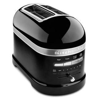 KitchenAid Pro Line 2-Slice Automatic Toaster in Onyx Black