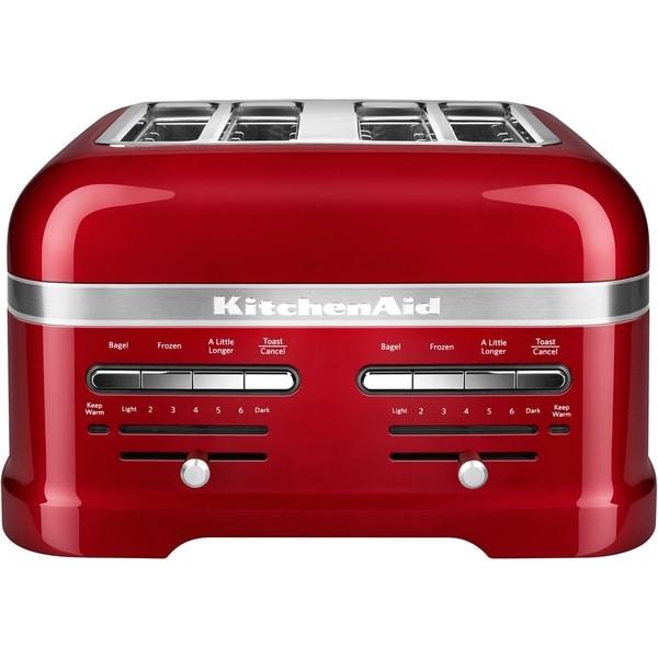Shop Kitchenaid Pro Line 4 Slice Automatic Toaster With