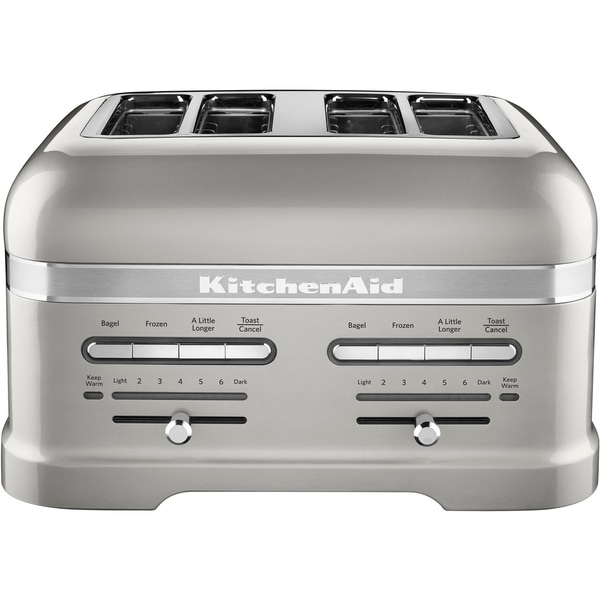 Shop Kitchenaid Pro Line 4 Slice Automatic Toaster With Dual