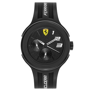 Ferrari FXX Black Dial Men's Watch