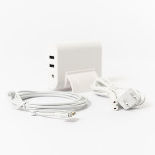 Level Black Laptop Charger Magsafe 2 85W