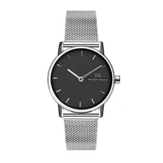 43558a78751ce McCoy Road Women s  Nine30 Micro  Stainless Steel Mesh Strap Watch
