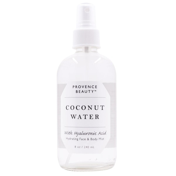 Review Beauty Lotion Bpom: Shop Provence Beauty 8-ounce Coconut Water + Hyaluronic