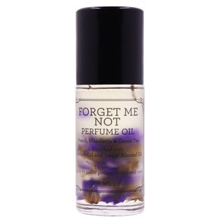 Provence Beauty 4-ounce 'Forget Me Not' Roll-on Perfume Oil