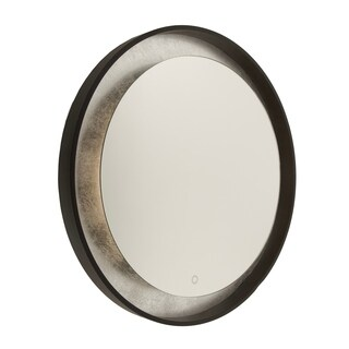 Artcraft Lighting Reflections Round Wall Mirror