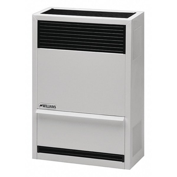 14,000 BTU Direct-Vent Furnace LP Gas with Wall or Cabinet-Mounted Thermostat