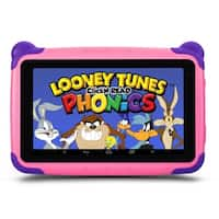 """Contixo Kids Tablet K4 Android 6.0 7"""" Touch Screen Display Bluetooth WiFi Camera - Red"""