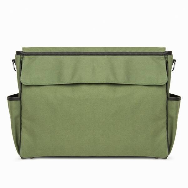8d9b108fd182 Shop Lencca CAMMA Messenger Laptop and Camera Bag with Insert - 13 ...